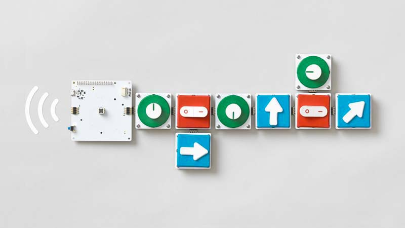 Project Bloks –tangible programming experiences for kids