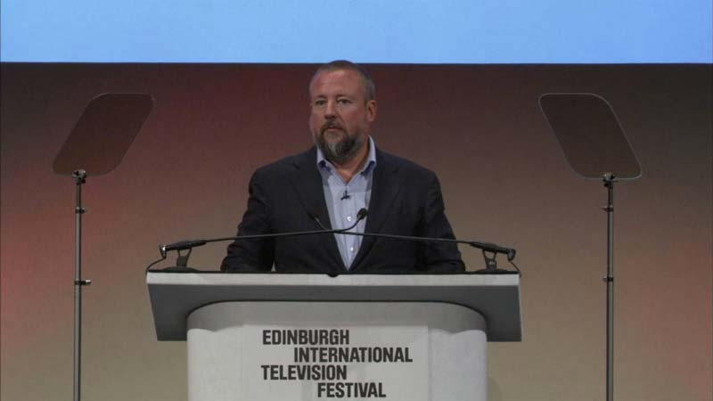 Shane Smith, Founder & CEO of Vice @ The MacTaggart Lecture 2016