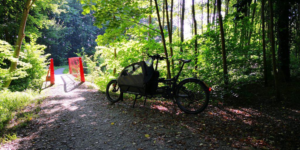 VENDU !! – Je vends mon Vélo Cargo