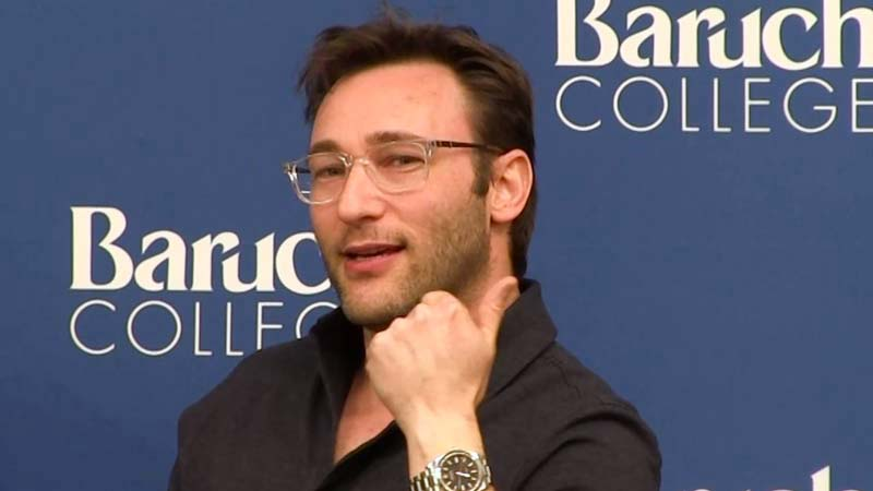 People come before money – Simon Sinek