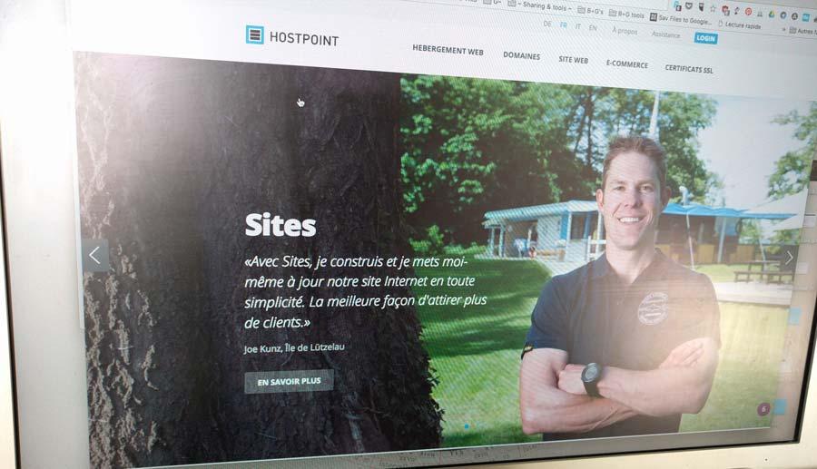[Service client] Hostpoint, l'hébergeur suisse qui a tout compris